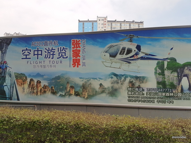 Tianmen Mountain poster
