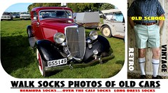 Walk socks And Old Cars  vol 14