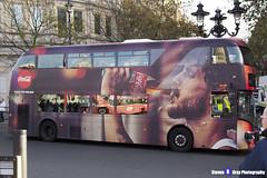 Wrightbus NRM NBFL - LTZ 1170 - LT170 - Coca-Cola - RATP Group London - London 2016 - Steven Gray - IMG_4440