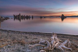 Sunrise at Mono Lake | by madrones