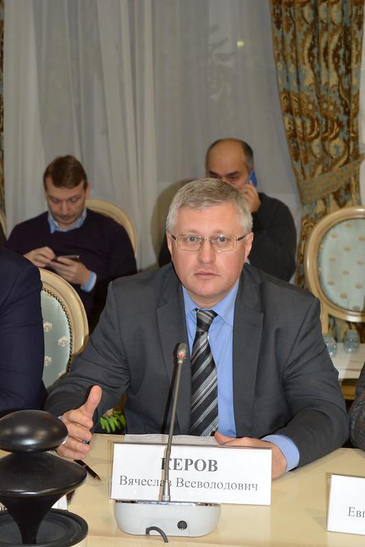 Вячеслав Керов, заместитель председателя правления АРПП