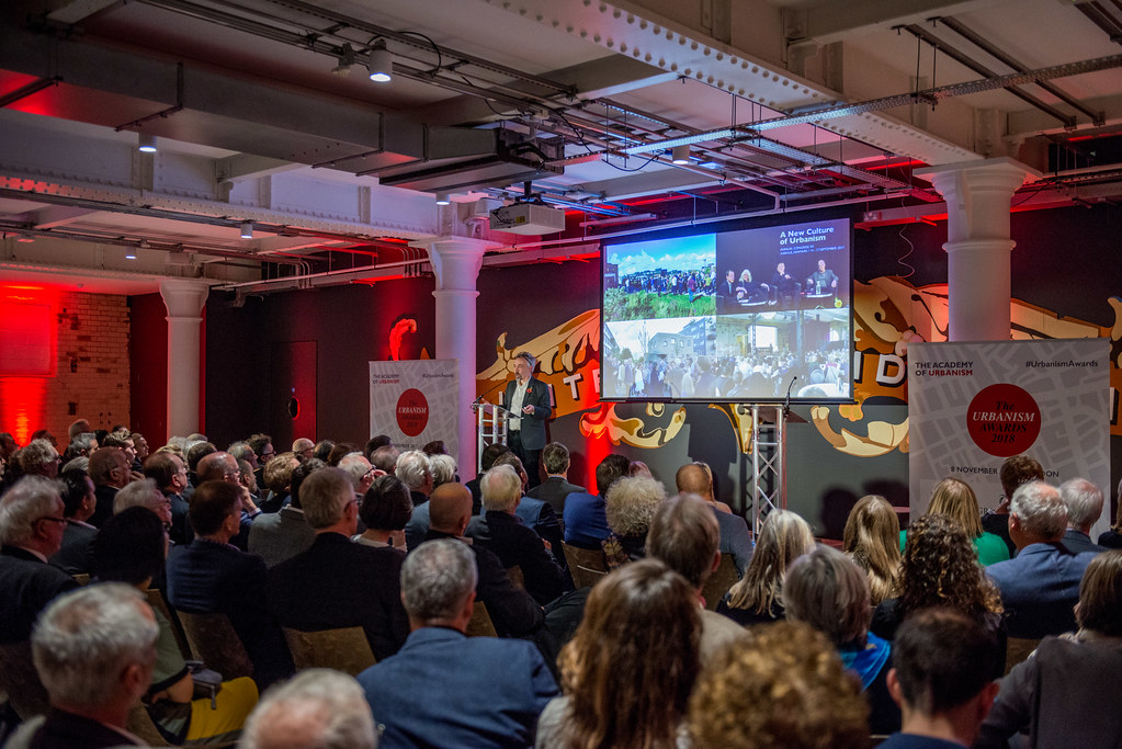 The Urbanism Awards Ceremony 2018