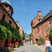 Callejeando por Collonges La Rouge