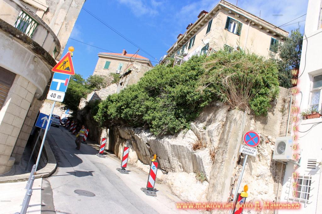 Сплит — город в Хорватии и фотограф