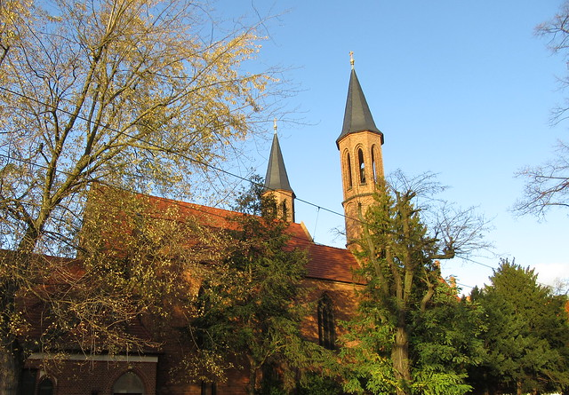 Dorfkirche Pankow
