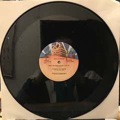LEON HEYWOOD:DON'T PUSH IT DON'T FORCE IT(RECORD SIDE-B)