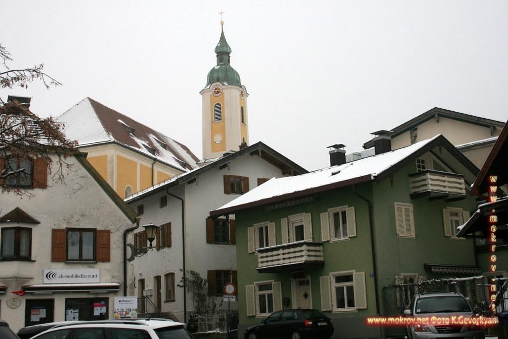 Мисбах — район в Германии фоторепортажи