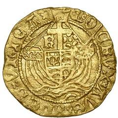 Richard III Gold Half Angel