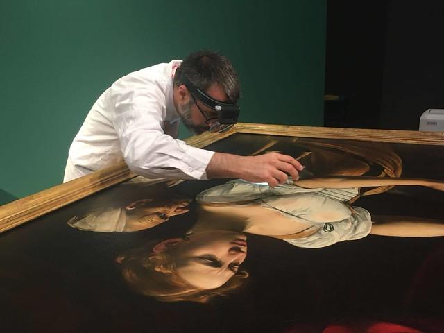 MILANO ARCHEOLOGIA e RESTAURO ARCHITETTURA: Palazzo Reale, Milano torna a omaggiare il grande artista con la mostra