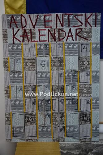 Adventski kalendari s motivacijskim porukama – Održana zanimljiva radionica za mlade @ Opatija