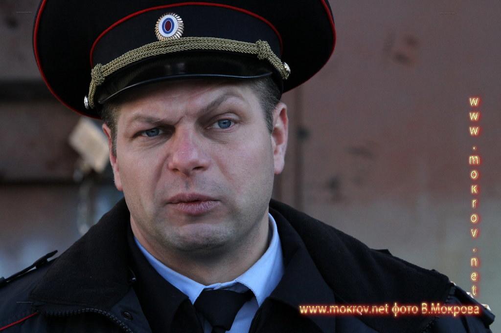 Актер - Сергей Гурьев «Пятницкий. Глава третья».