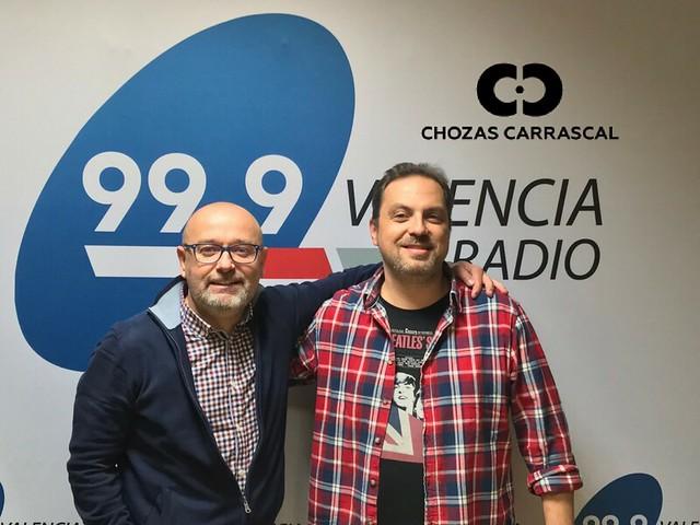 Chozas Carrascal Todo irá Bien Paco Cremades La Música de su Vida Las 5 de Ricky Herrero