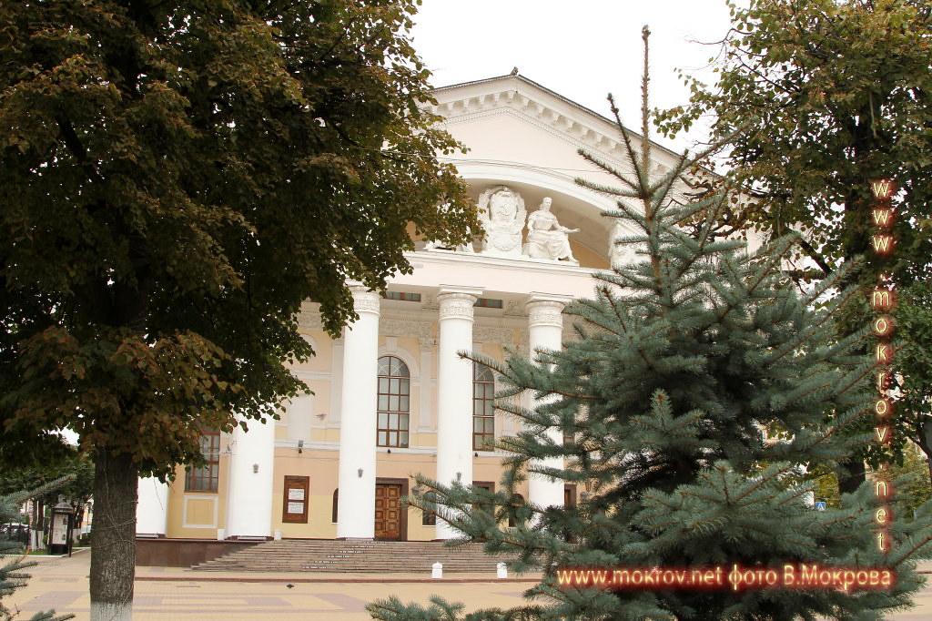 Город Калуга туристов с Фотоаппаратом