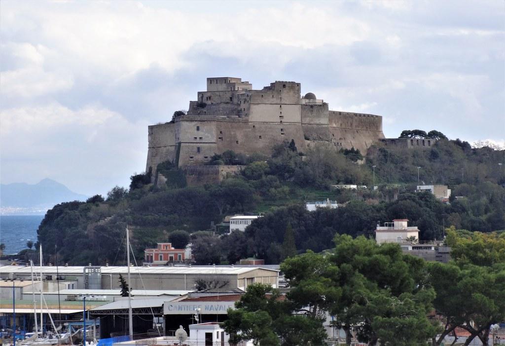 Castello di Baia, Italy