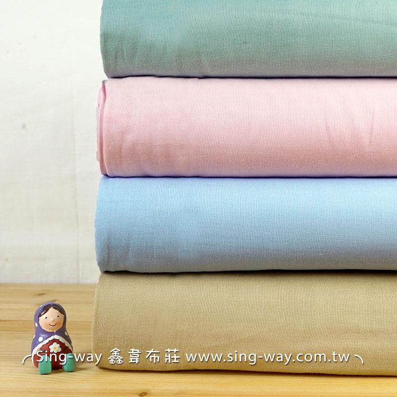 素面層紗布 雙重紗 雙層紗 嬰兒紗布衣 手帕 口水巾 布料 二重紗 2C490112