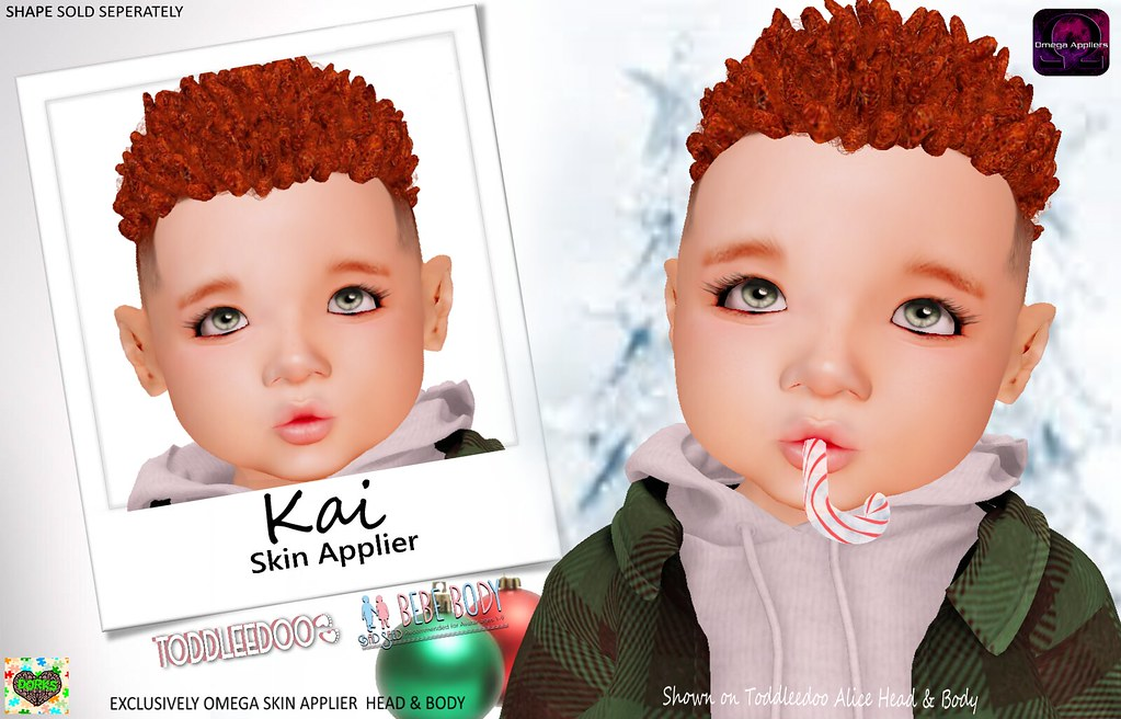 **DoRks** Kai Skin @ Dec Shop Hop