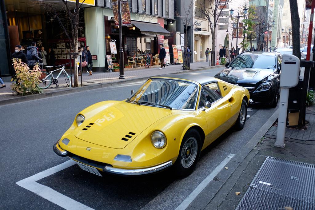 Ferrari Dino 2017/12/01 X7009570