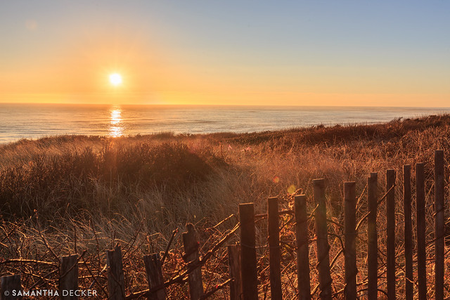 Sunrise at Coast Guard Beach