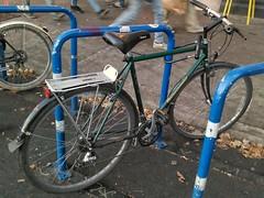 A 1993 Bridgestone XO-5!! #bridgestonebike #xo5