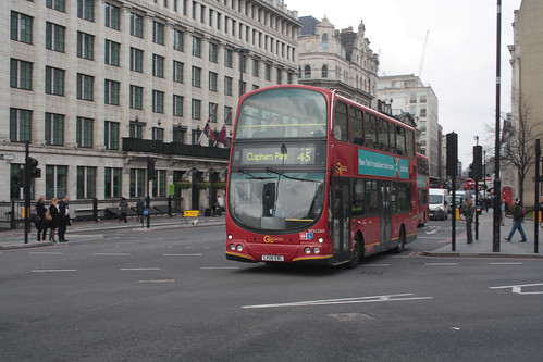 Go-Ahead London WVL260 LX06EBL