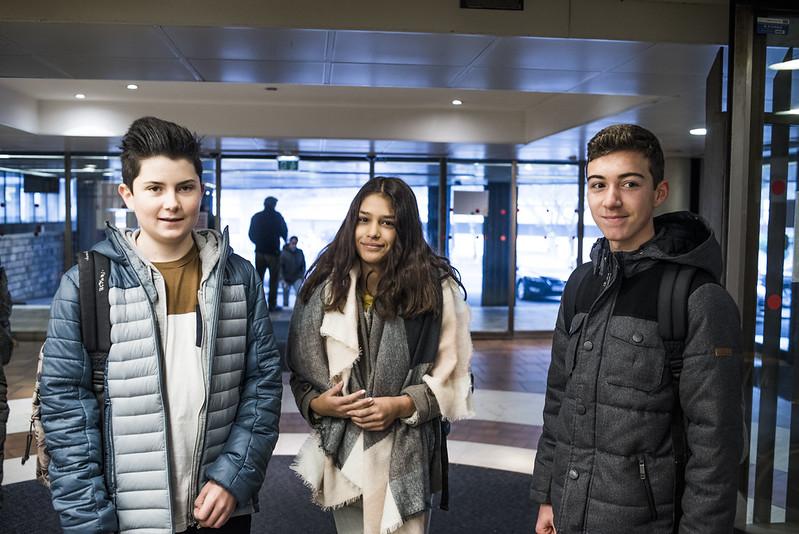 Conseil départemental des jeunes de la Gironde 2017-2018