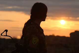 Yezidi YBŞ Fighter