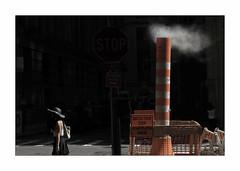 White Smoke, Black Hat