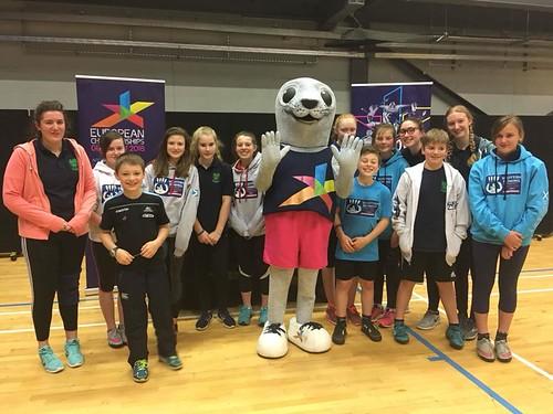 Scottish Schools Indoor Rowing 2017