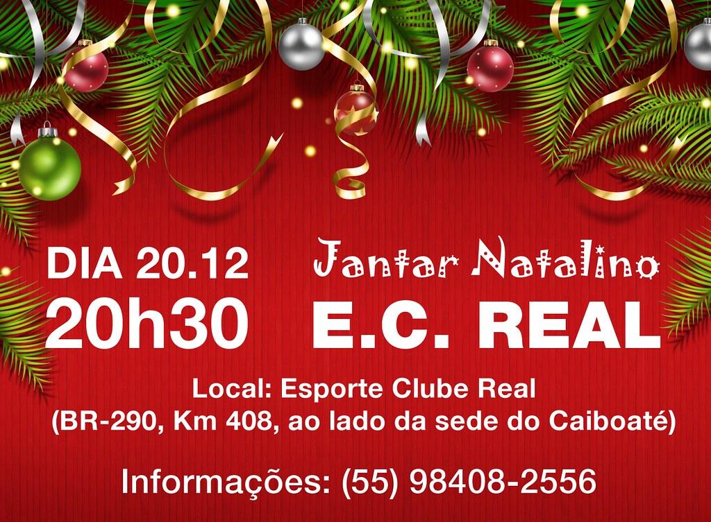 Festa de Natal EC Real