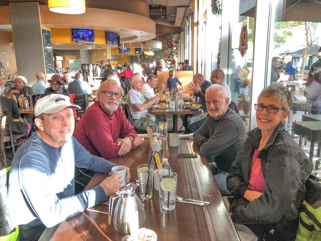 2017-12-10 2nd Sunday Breakfast @ Breakfast Club Cityscape