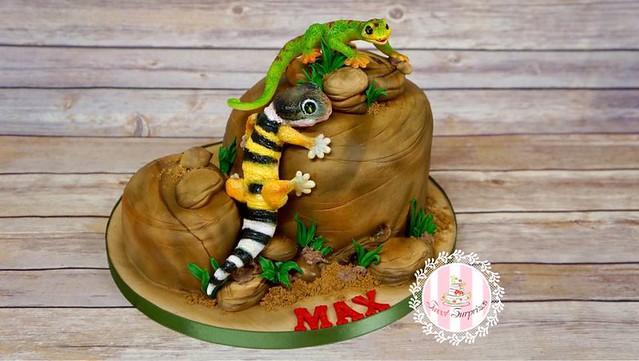 Cake by Sweet Surprizes - Celebration Cakes