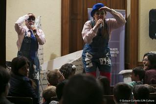 2017 TEATRO INFANTIL. LOS CUENTOS DEL PIRATA CARAPALO EN EL QUEGLES