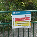 Ford Brook - Bescot Crescent, Bescot, Walsall - sign - Environment Agency