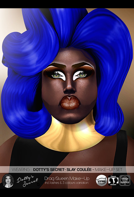 Dotty's Secret - Slay Coulee Make-up