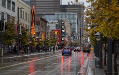 Rain Soaked Streets