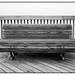 Pier bench