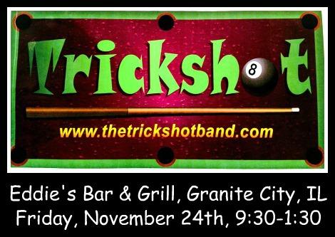 Trickshot 11-24-17