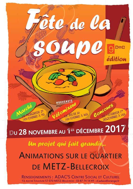 Programme Fête de la soupe