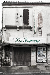 Cinéma rue des Lombards - Désertification - Photo of Navilly