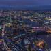 London at Night by GiamBoscaro