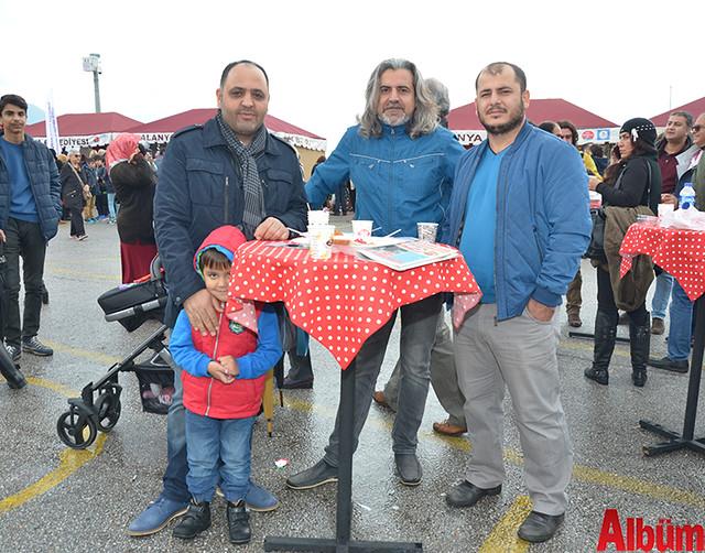 Mehmet Derici, Bülent Yeyen, Mehmet Erdoğan