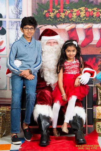 Santa at Teecs-67