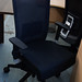 High back swivel chair E115