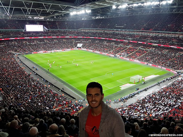 Wembley, Londres