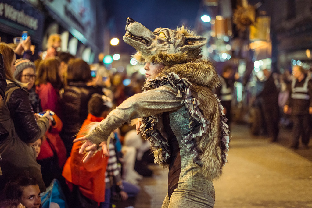 Macnas 2016. Photo: © Julia Dunin Photography