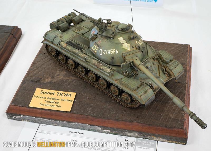 B1 - Soviet T10m - Steve Pilcher