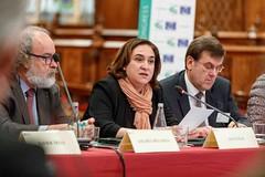 dc., 15/11/2017 - 12:42 - Colau destaca que els extremismes violents s'han de combatre des de les polítiques de prevenció i de cohesió social impulsades per les ciutats