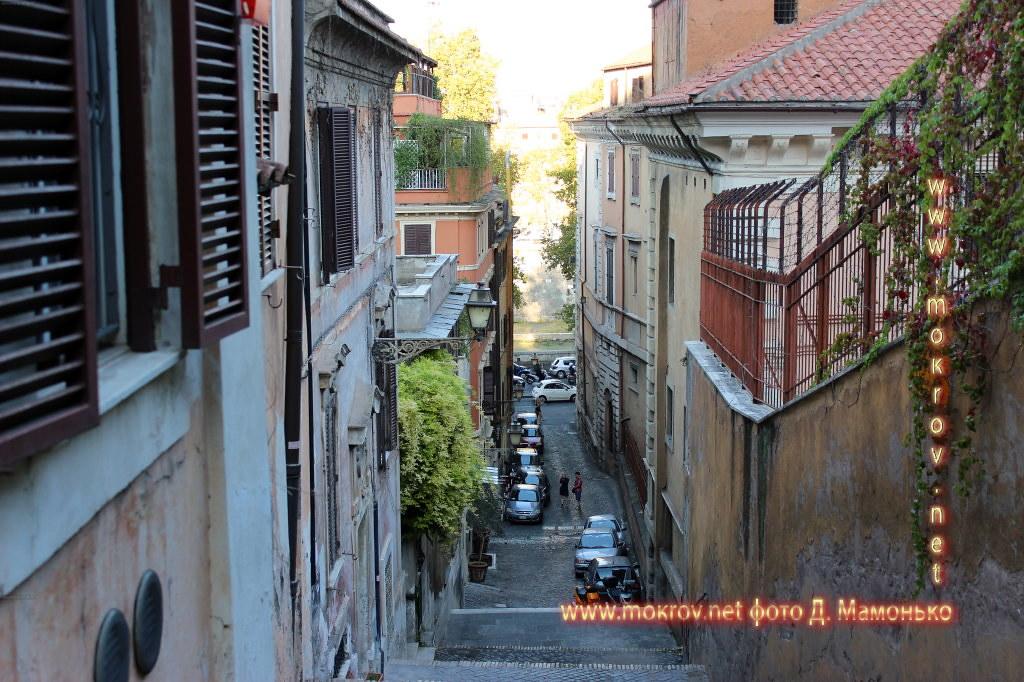 Исторический центр Рима — Италия в этом альбоме фотоработы