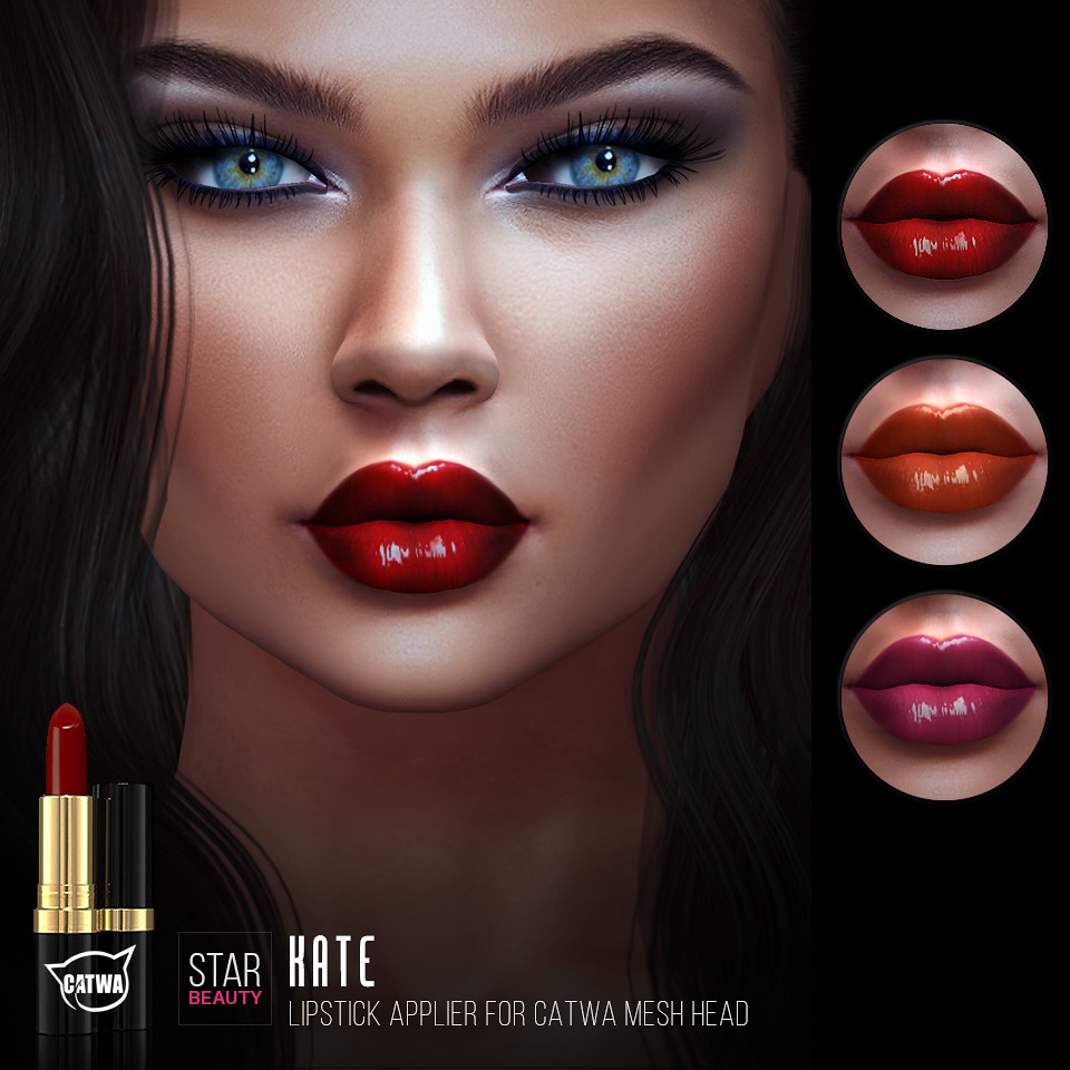 Star Beauty Catwa Lipstick Kate Pack 1 - TeleportHub.com Live!