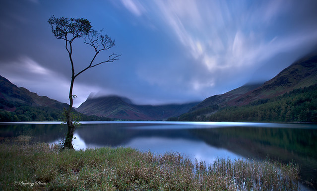Buttermere Lake, Cumbria, Lake District.